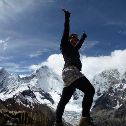 Trek Peru huayhuash 6 dias