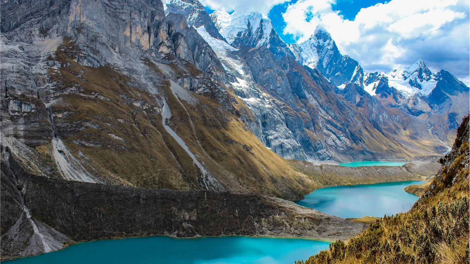 Peru huayhuash