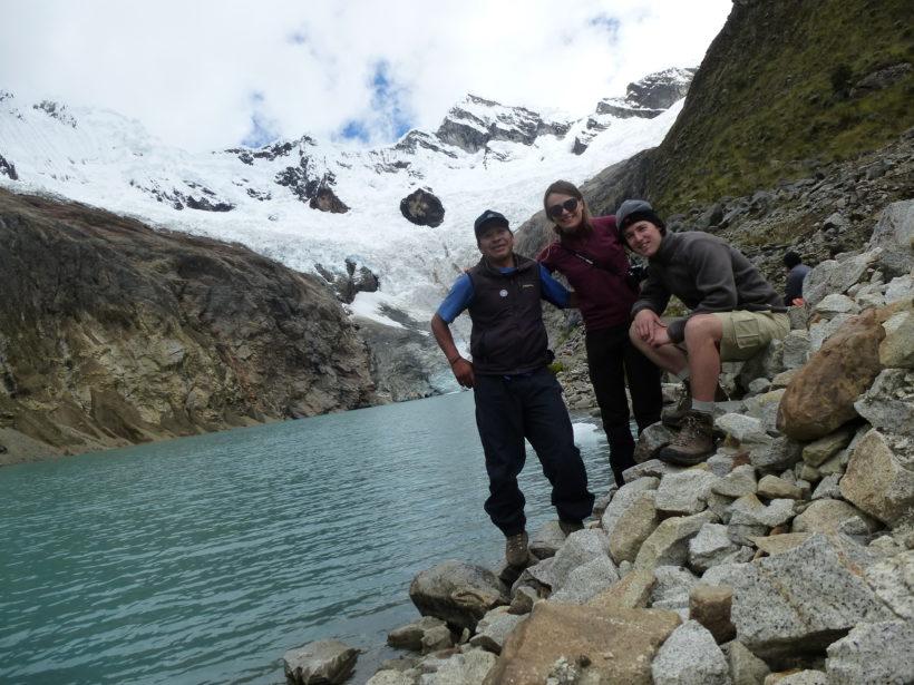 Arahuaycocha Lake 4370m