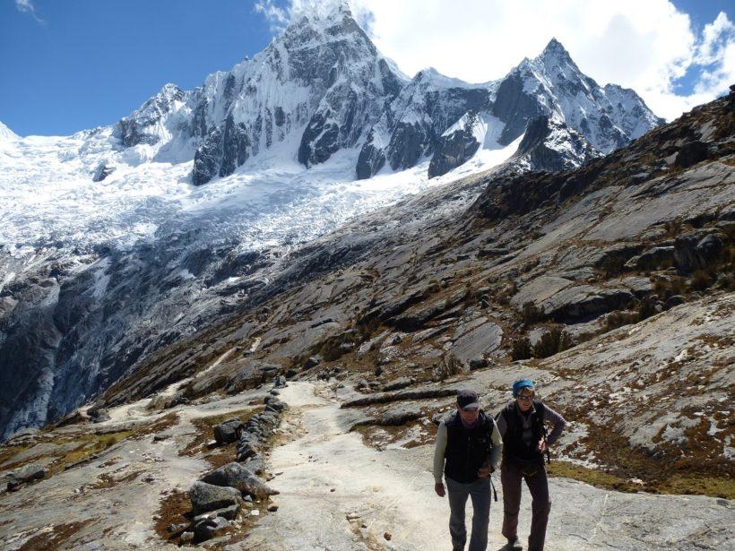 Taulliraju mountain 5830m