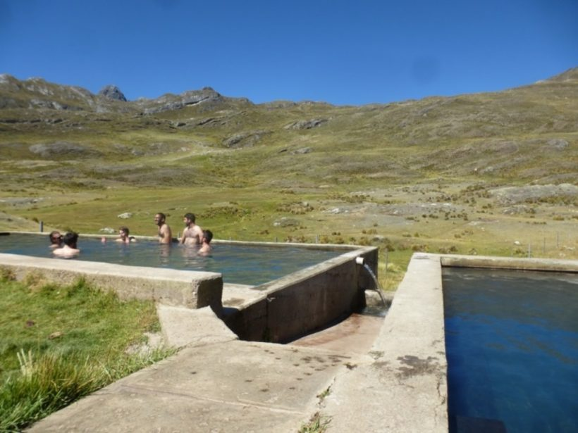 Hot water from Viconga