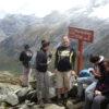Punta Unión pass 4750m