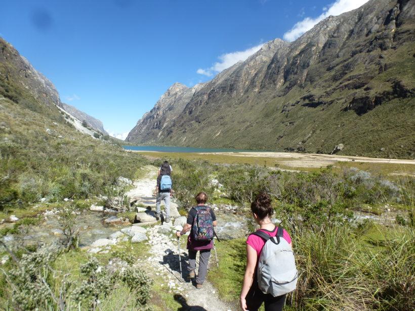 View of the Jatuncocha lake