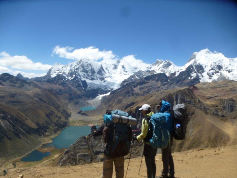Huacrish Viewpoint