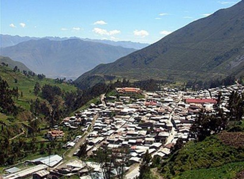 Cajatambo City